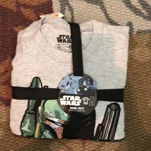 Men's 2 piece pajamas set